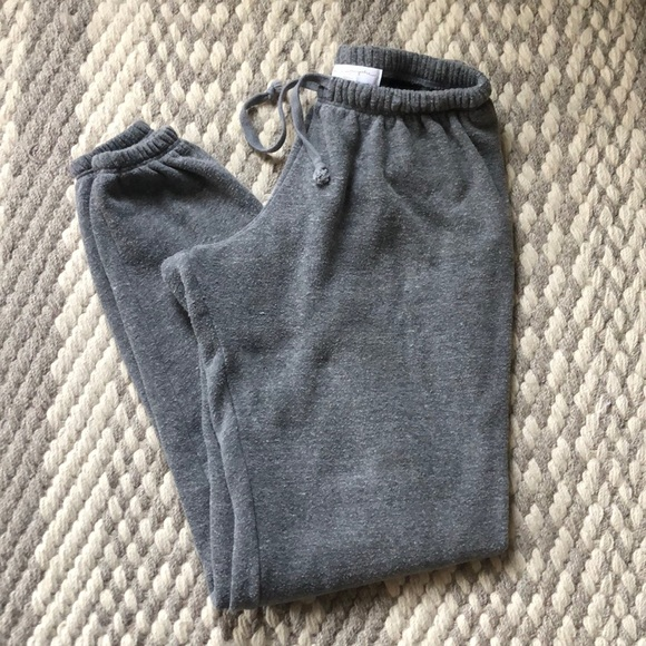 Spiritual Gangster grey sweatpants XS